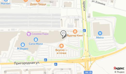 Порядок. Схема проезда в Белгороде