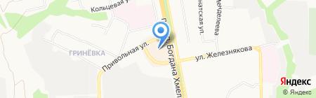 InfoLife на карте Белгорода