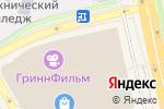 Схема проезда до компании Автомат по продаже аксессуаров для смартфонов в Белгороде