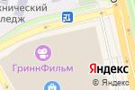Схема проезда до компании Anturage в Белгороде
