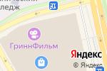 Схема проезда до компании Серебряный каприз в Белгороде