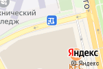 Схема проезда до компании LIME в Белгороде
