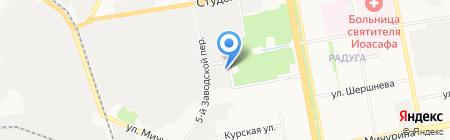 Для кондитера на карте Белгорода