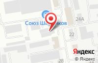Схема проезда до компании СтройТелекомСервис в Белгороде