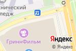 Схема проезда до компании K-shop в Белгороде