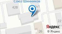 Компания КДМ на карте