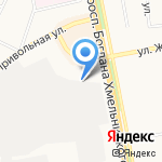 Недвижимость 31 на карте Белгорода