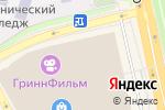 Схема проезда до компании Магазин сумок и кожгалантереи в Белгороде