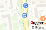Схема проезда до компании Сельский дворик в Белгороде