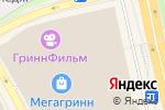 Схема проезда до компании 33 пингвина в Белгороде
