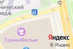 Схема проезда до компании 313 в Белгороде