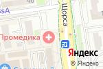 Схема проезда до компании ТЕМА в Белгороде