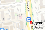 Схема проезда до компании SK-СЕРВИС в Белгороде