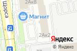 Схема проезда до компании Белгородское рекрутинговое агентство в Белгороде