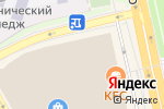 Схема проезда до компании Trend Shoes в Белгороде