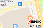 Схема проезда до компании Fontanelli в Белгороде