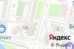 Схема проезда до компании Хмельник в Белгороде