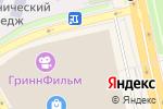 Схема проезда до компании Модная Мебель в Белгороде