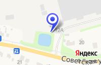Схема проезда до компании АВТОМАГАЗИН ТИХОМИРОВ в Клине