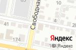 Схема проезда до компании РАКУРС в Белгороде