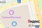 Схема проезда до компании Konfetti в Белгороде