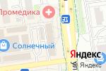 Схема проезда до компании AvtoBaby в Белгороде