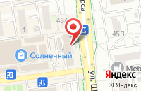 Схема проезда до компании Fixator в Белгороде