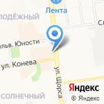 Ситилинк на карте Белгорода