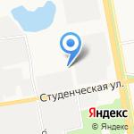 КДМ на карте Белгорода