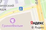 Схема проезда до компании Добрый Дом в Белгороде