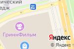Схема проезда до компании ТАЛЛЕР в Белгороде