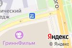 Схема проезда до компании VelVet в Белгороде