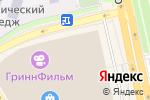 Схема проезда до компании DAVID JONES в Белгороде