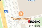 Схема проезда до компании Акс Финанс в Белгороде