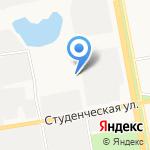 СОЮЗ ШИННИКОВ на карте Белгорода