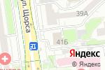 Схема проезда до компании Дёнер Кебаб в Белгороде