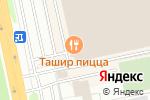 Схема проезда до компании Вам деньги в Белгороде