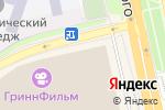 Схема проезда до компании Befree в Белгороде