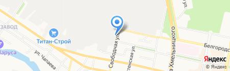 Классика на карте Белгорода