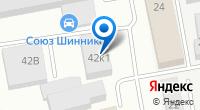 Компания Бастион на карте