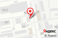 Схема проезда до компании Аркуда в Белгороде