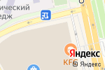 Схема проезда до компании Perfect fashion в Белгороде