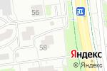 Схема проезда до компании Автодом 31 в Белгороде