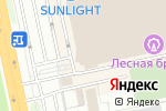 Схема проезда до компании Рио в Белгороде