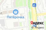 Схема проезда до компании Мерилин в Белгороде