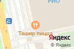 Схема проезда до компании Столото в Белгороде