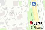 Схема проезда до компании Фристайл в Белгороде