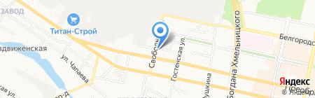 ЭлектроСпец на карте Белгорода