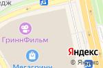Схема проезда до компании Sandbox в Белгороде