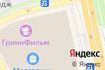 Схема проезда до компании Мебель Май в Белгороде